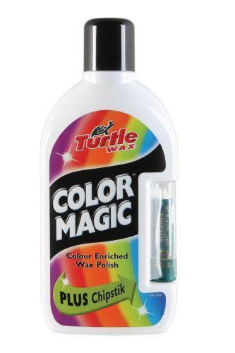 turtle wax color magic car polish ebay. Black Bedroom Furniture Sets. Home Design Ideas