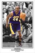 Kobe Bryant Signed
