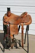 Cactus Roping Saddle
