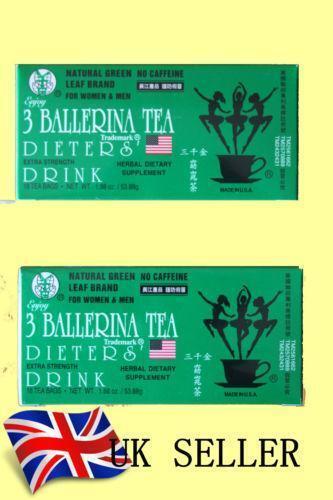 how to drink ballerina tea