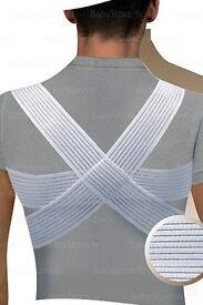 MEDICAL POSTURE CORRECTOR Support Brace Clavicle Splint Band Belt