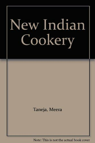New Indian Cookery,Meera Taneja