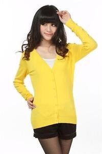 Yellow Cardigan: Sweaters | eBay