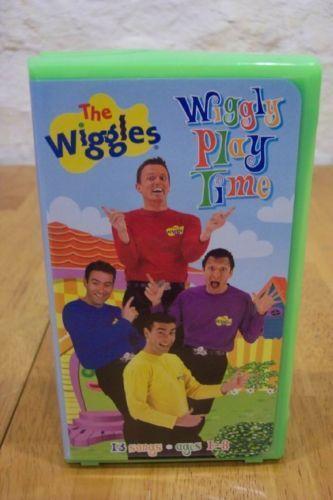 The Wiggles Dvd Ebay