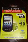 Straight Talk ZTE Merit