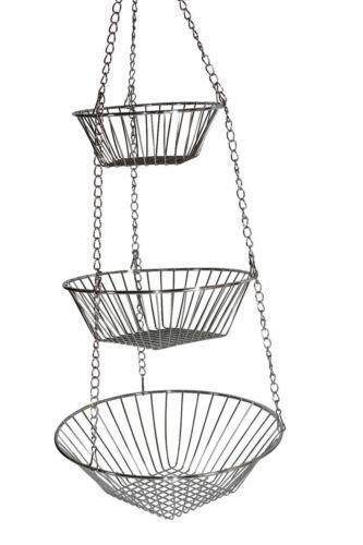 2 Tier Basket Ebay