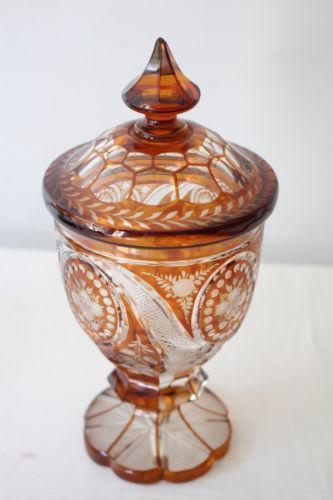 Bohemian Glass Ebay