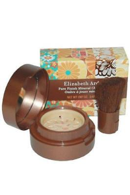 (ELIZABETH ARDEN Pure Finish Mineral Cheekcolor Blush SUNKISSED CORAL Sealed)