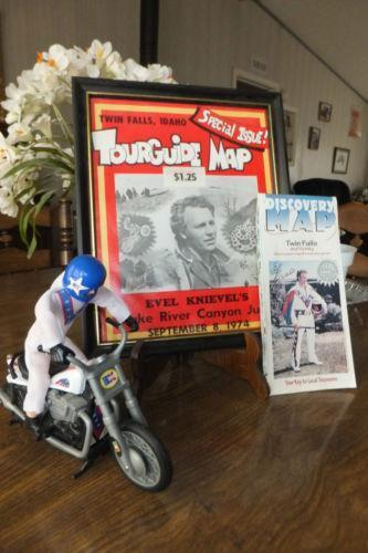 evel knievel motorcycle toy ebay. Black Bedroom Furniture Sets. Home Design Ideas