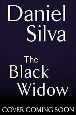 The Black Widow  Gabriel Allon  By Daniel Silva