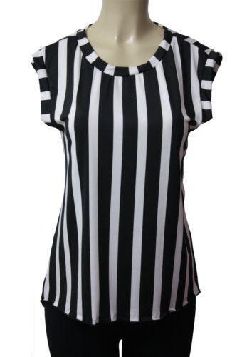 Vertical Striped Shirt Tops Amp Blouses Ebay