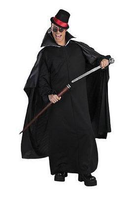 Jack The Ripper Deluxe Herren Kostüm Mayheim Mansion Einheitsgröße
