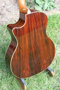 Taylor 2012 LTD. 814ce Cocobolo back and sides