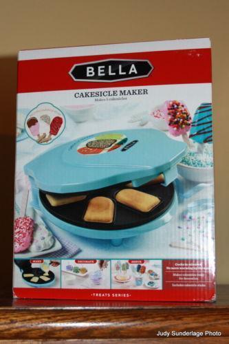 Bella Mini Cake Pop Maker