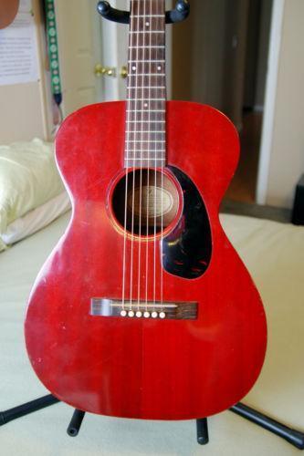 guild acoustic guitar case ebay. Black Bedroom Furniture Sets. Home Design Ideas