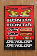 Dirt Bike Stickers