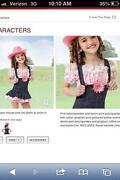 Country Girl Dance Costume