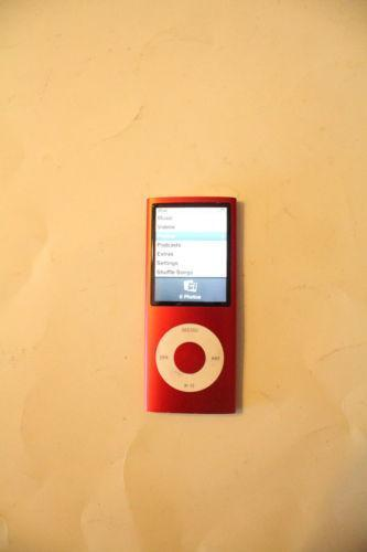 ipod nano 4th generation ebay. Black Bedroom Furniture Sets. Home Design Ideas