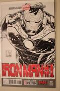 Iron Man 1 Comic Book