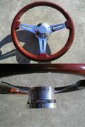 Nova SS Steering Wheel
