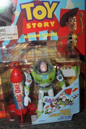 Original Buzz Lightyear Action Figure Ebay