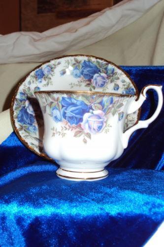 Royal Albert Moonlight Rose Ebay