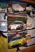 Porsche Plakat