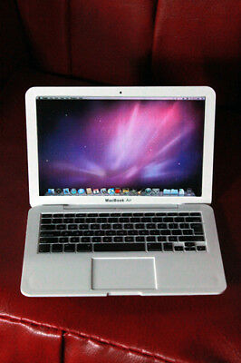 """18"""" doll American Girl 1/3 size macbook computer laptop notebook prop toy White"""