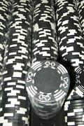 Black Poker Chips