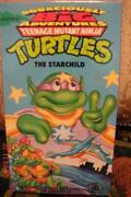 Teenage Mutant Ninja Turtles The Movie VHS