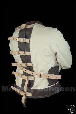 Straight jacket leather XS  Houdini extra - Houdini Kostüm