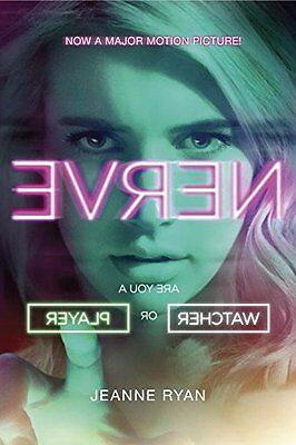Nerve Movie Tie In By Jeanne Ryan