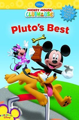 Plutos Best (Mickey Mouse Clubhouse Early Reader - Level Pre1) by Susan Ring