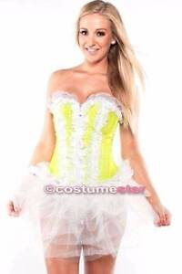 Yellow costume CORSET Wyong Wyong Area Preview