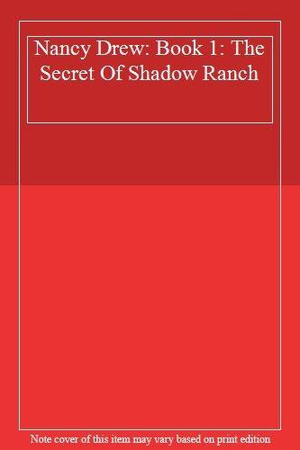 The Secret of Shadow Ranch (Nancy Drew Mystery),Carolyn Keene
