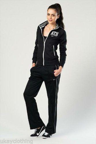 9085536f2f5d Womens Nike Tracksuit Bottoms