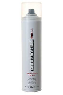 Paul Mitchell Super Clean Extra Firm Spray 10 oz  ( dented)
