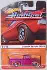 Hot Wheels Redlines Ford Diecast & Toy Vehicles