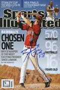 Bryce Harper Sports Illustrated