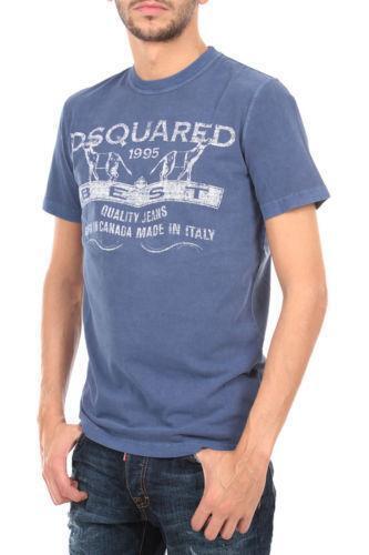 0d043ddba4aa Dsquared T Shirt   eBay