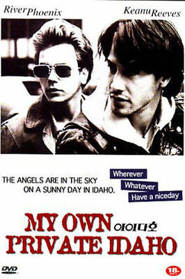 My Own Private Idaho  1991  River Phoenix  Keanu Reeves Dvd  New