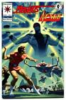 Magnus Robot Fighter Valiant Comic Book Collections