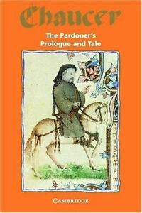 The Pardoner039s Prologue and Tale Selected Tales from Chaucer Chaucer Geoffre - Gillingham, United Kingdom - The Pardoner039s Prologue and Tale Selected Tales from Chaucer Chaucer Geoffre - Gillingham, United Kingdom