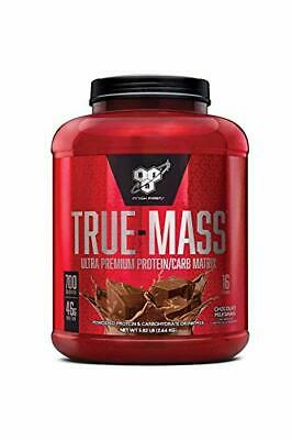 BSN BSN True-Mass, Chocolate MilkShake, 5.82 lb