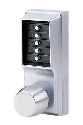 Kaba Simplex 1000 Series Combination Entry Cylindrical Mechanical Pushbutton for sale  Boca Raton