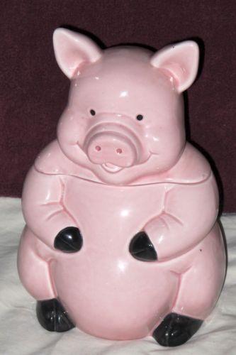 Vintage Ceramic Cookie Jar Ebay