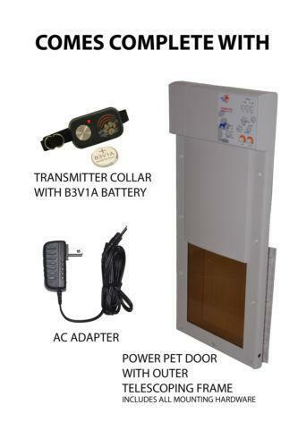 Electronic Dog Door Ebay