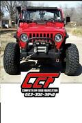 Jeep TJ Tube Fenders