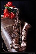 Copper Alto Saxophone