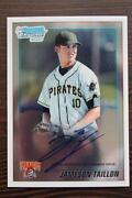 Jameson Taillon Bowman Chrome Auto